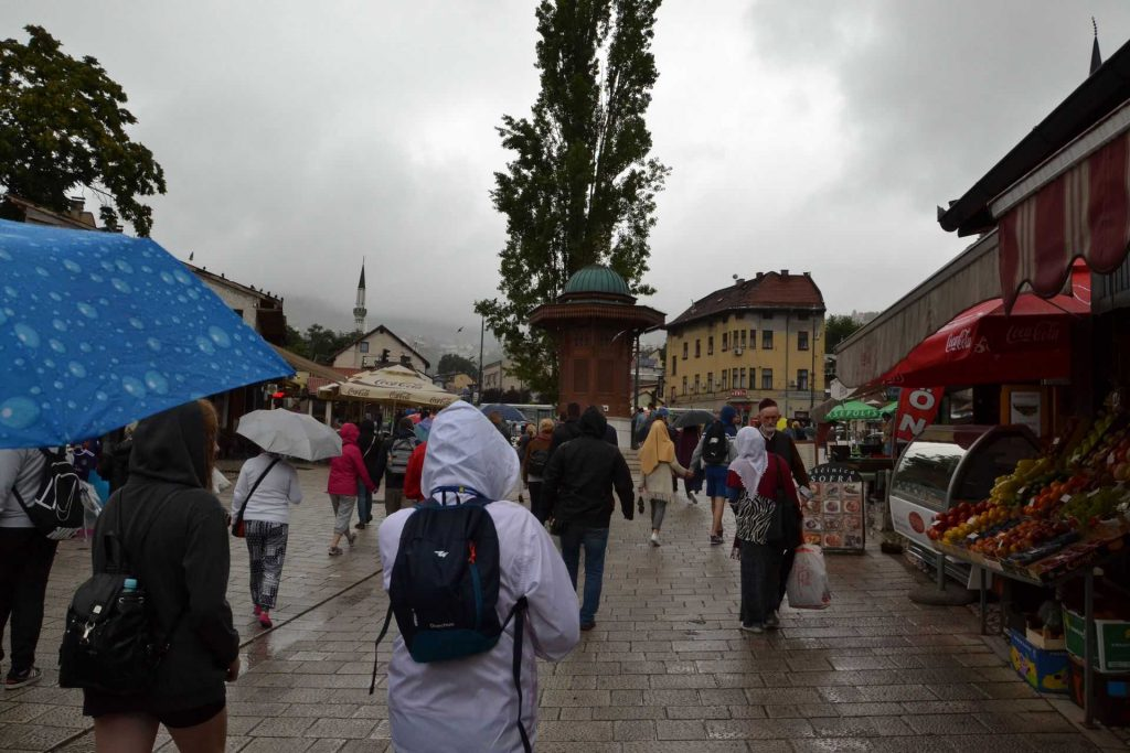 Bośnia i Hercegowina - Sarajewo