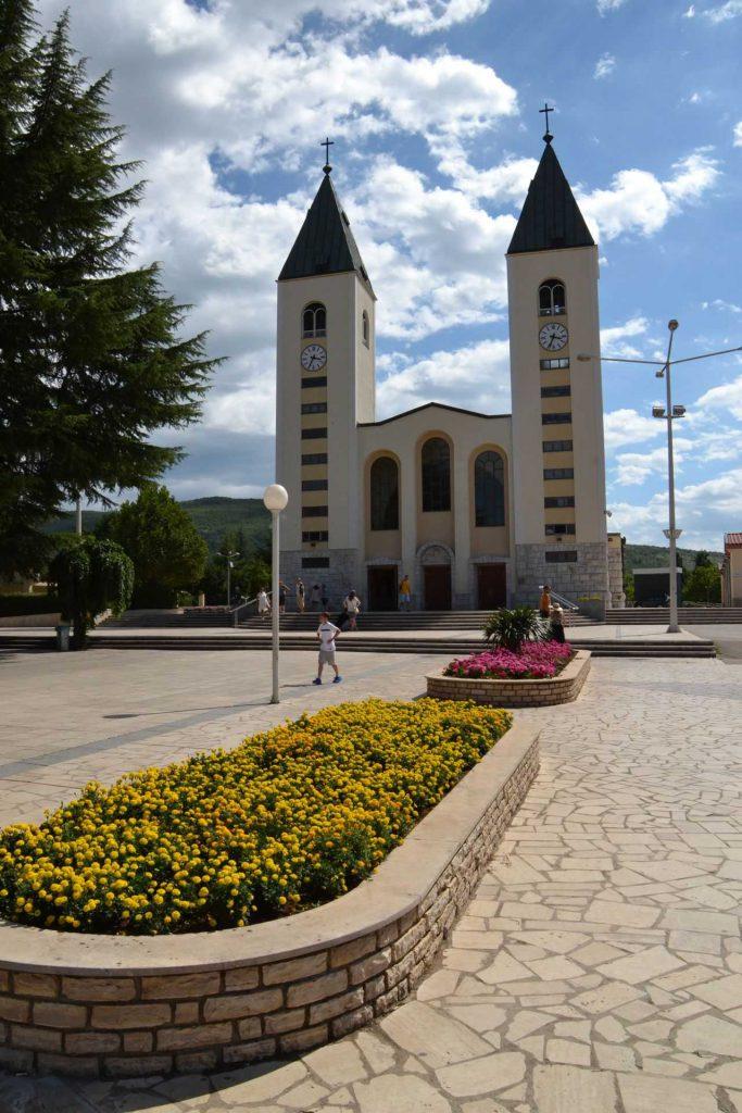 Bośnia i Hercegowina - Medjugorie
