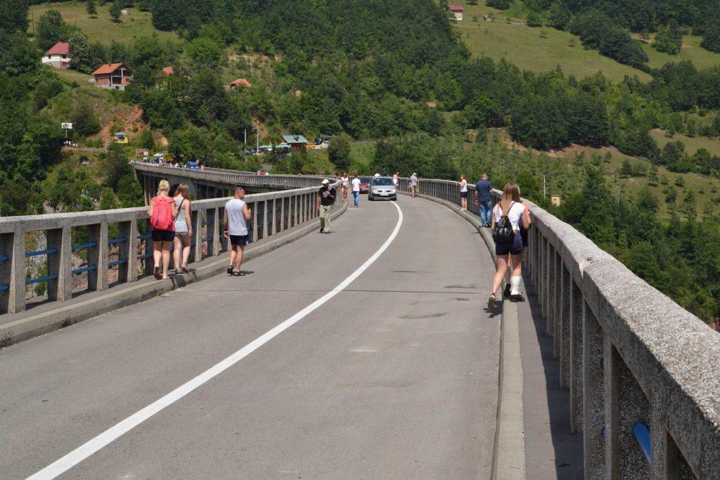 Czarnogóra - Most Đurđevića
