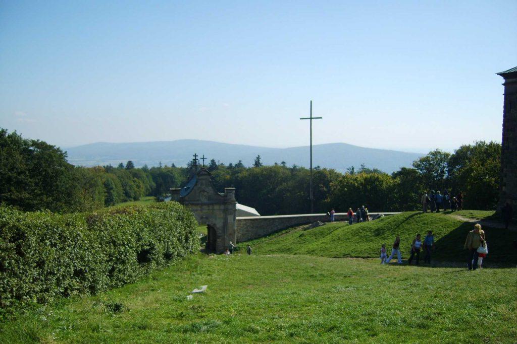 Góry Świętokrzyskie - Święty Krzyż