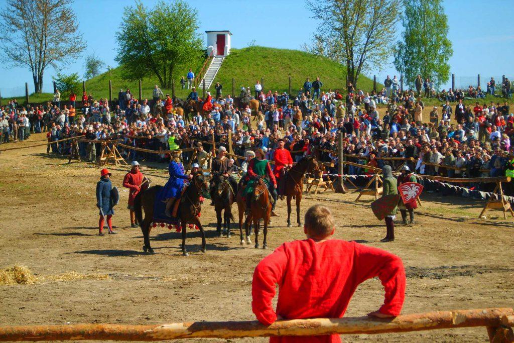 Iłża - turniej rycerski