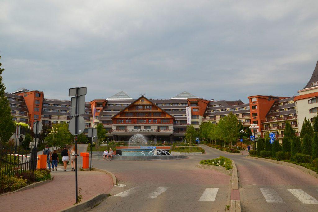 Karpacz - Hotel Gołębiewski