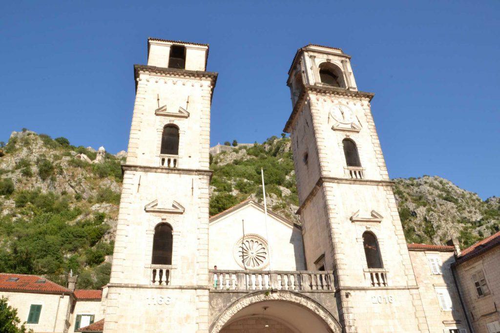 Czarnogóra - Katedra św. Tryfona w Kotorze