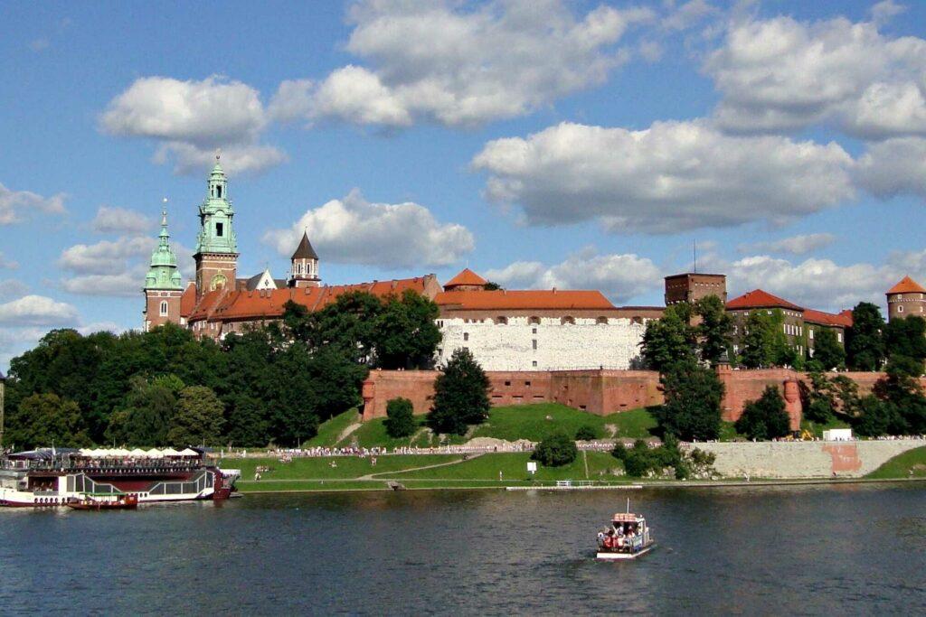 kraków na weekend - Wzgórze Wawelskie