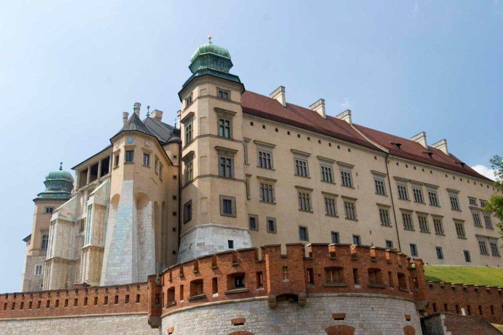 kraków na weekend - Zamek Królewski na Wawelu