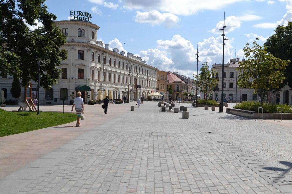 Lublin - Krakowskie Przedmieście