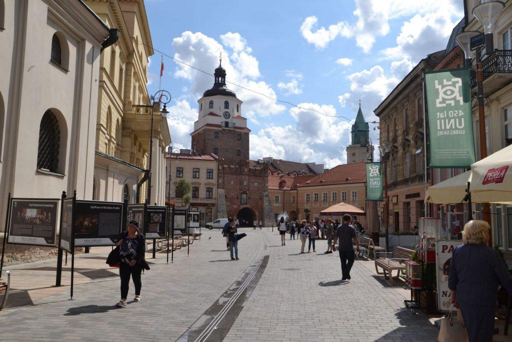 Lublin - Brama Krakowska