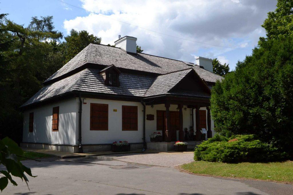 Lublin - Ogród Botaniczny