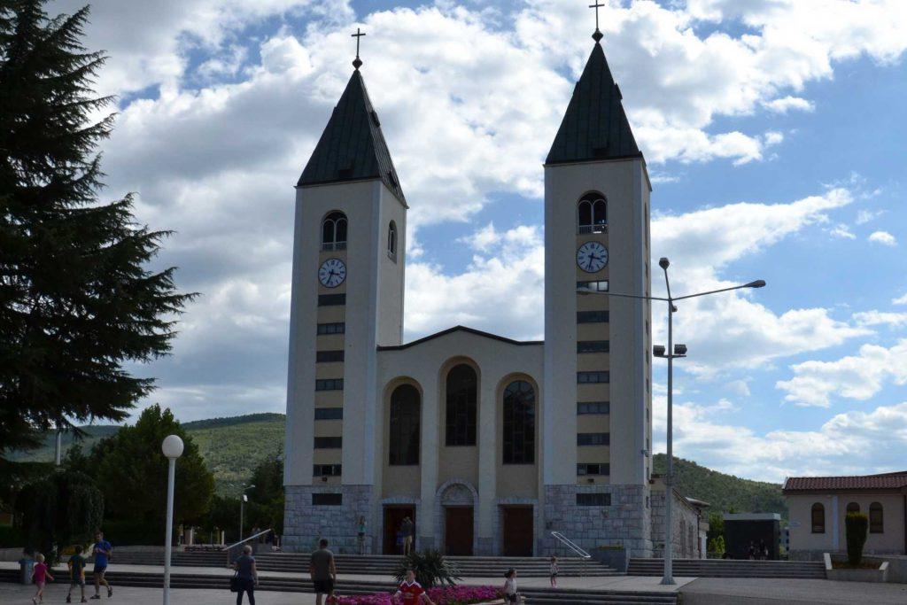Kościół św. Jakuba w Medjugorie
