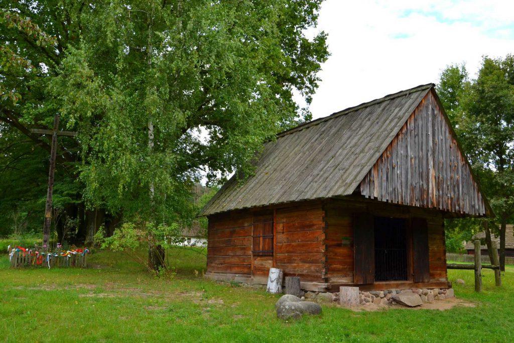 Muzeum Wsi Radomskiej - kuźnia z Trębowca