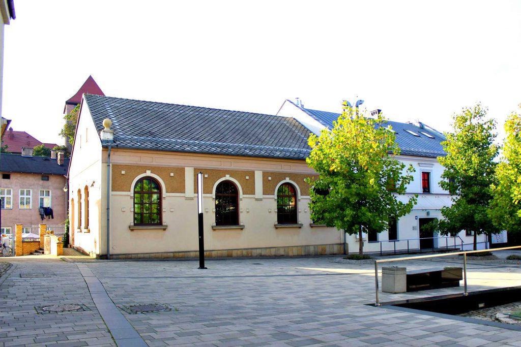 Oświęcim - synagoga Chewra Lomdei Misznajot