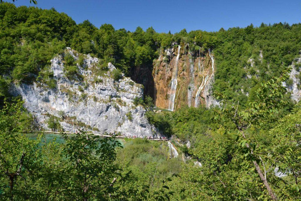 Chorwacja - Plitvickie Jeziora