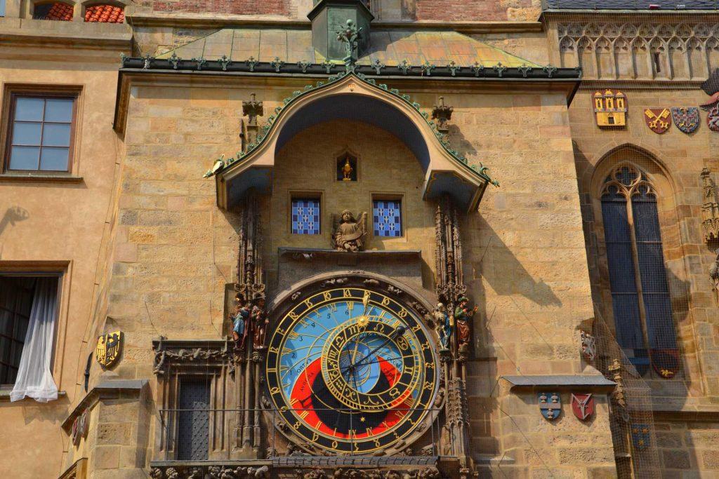Praga - zegar Orloj