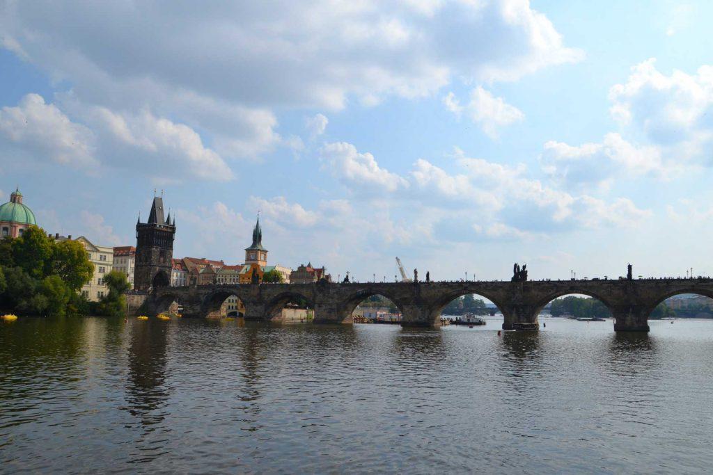 Praga - most Katola