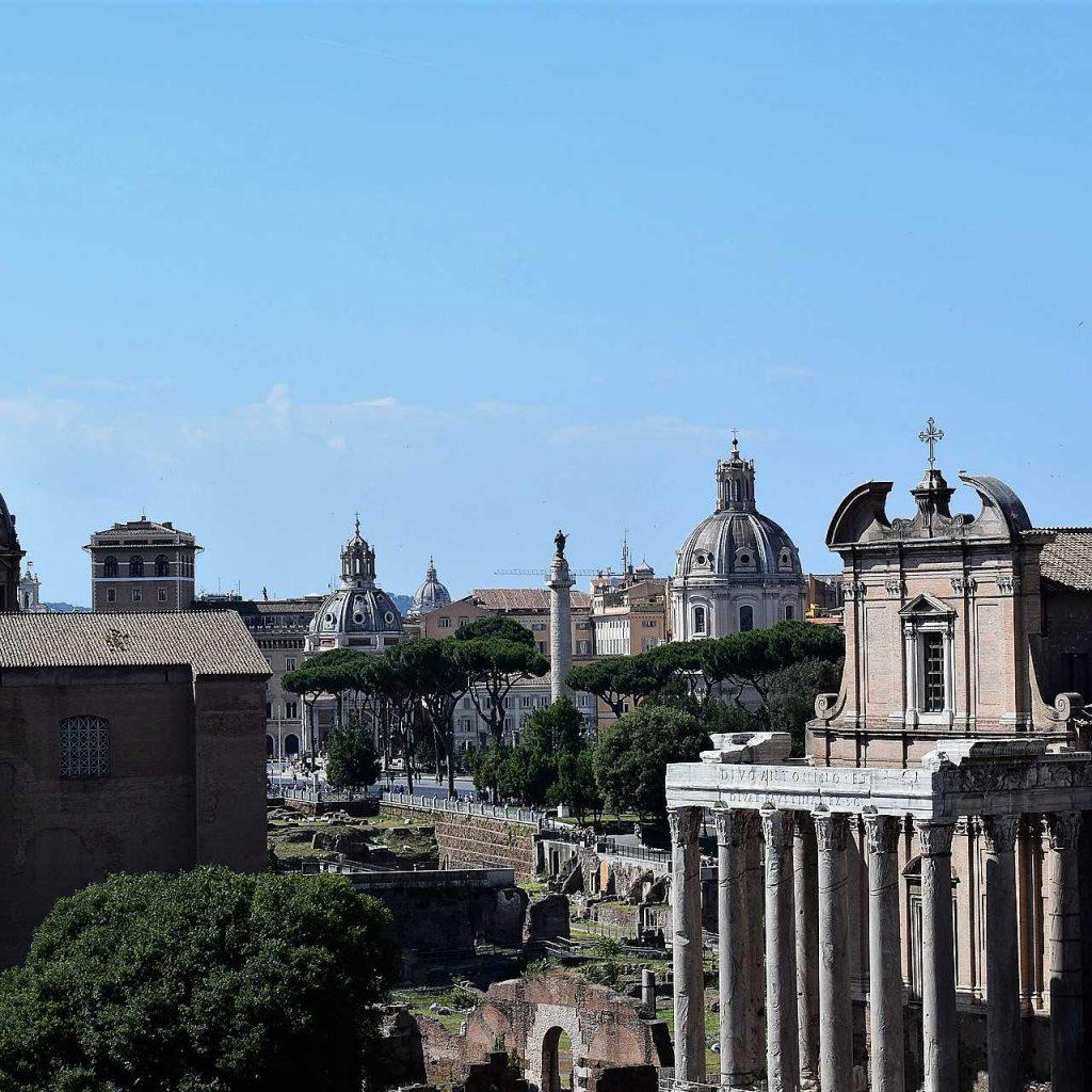 Blog podróżniczy - Rzym