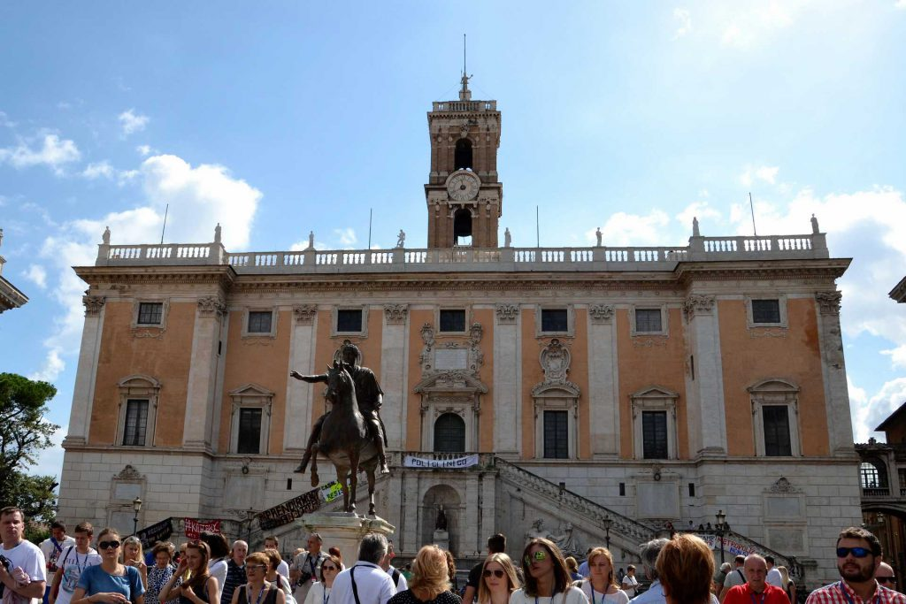 Kapitol, Rzym