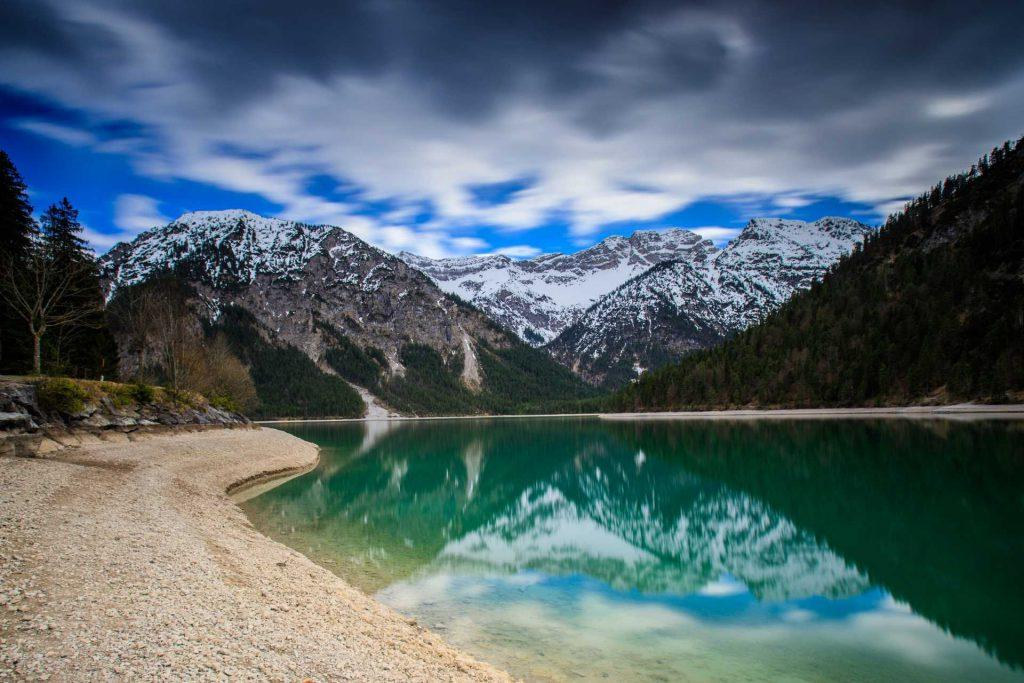 tyrol - jezioro plansee