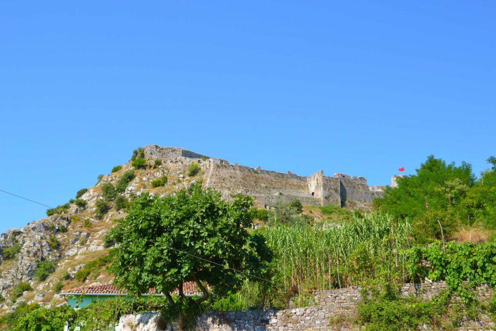 Ruiny Starego Miasta w Ulcinj