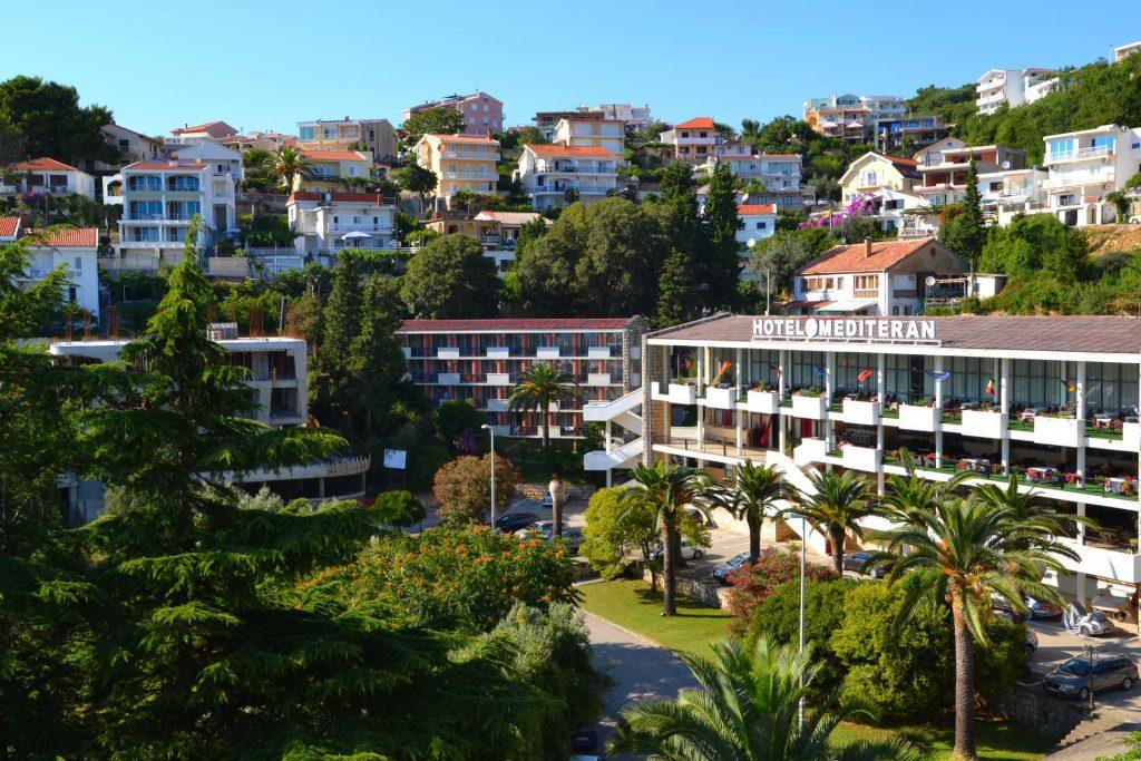 Hotel Mediteran w Ulcinj