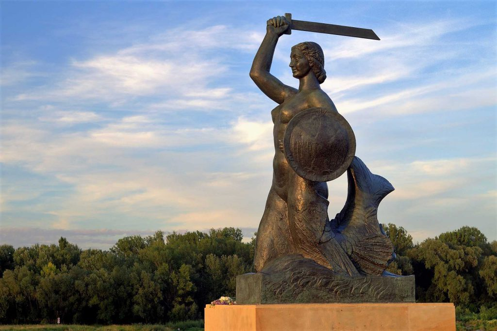 Pomnik Syrenki
