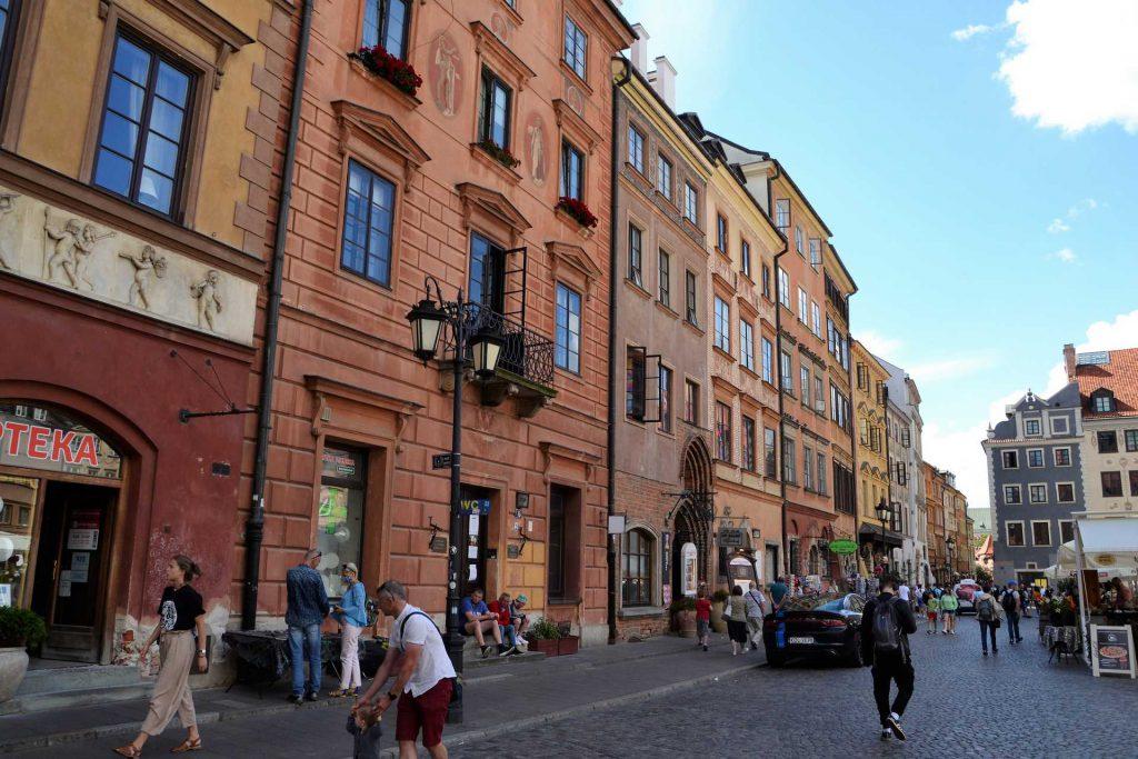 Stare Miasto w Warszawie