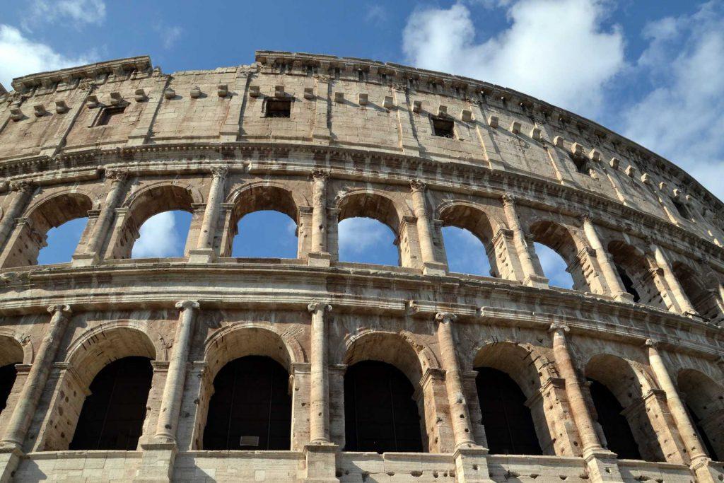 Włochy - Koloseum w Rzymie